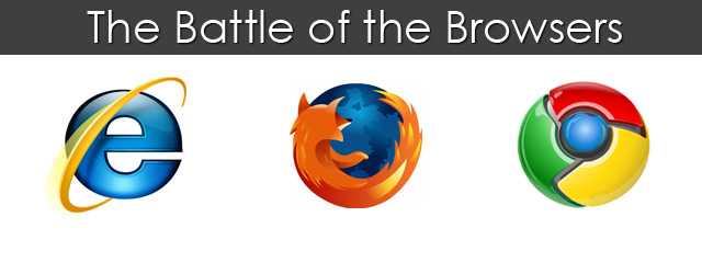 RSS Feed – Chrome vs. Firefox vs. Internet Explorer