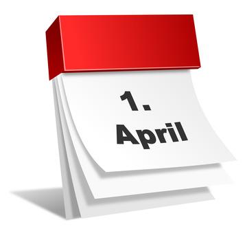 Aprilscherze 2013 – eine Zusammenfassung
